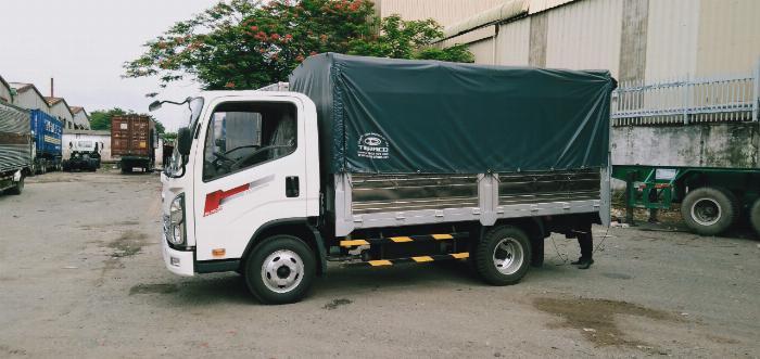 xe tải teraco 2t49 thùng bạt đời 2018