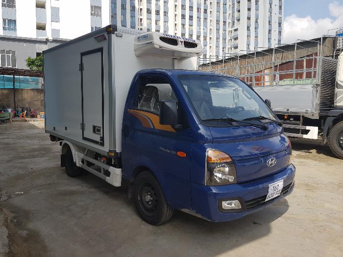 Xe tải thùng ĐÔNG LẠNH QUYỀN HYUNDAI H150 tải 1.5 tấn -Trả Góp 1