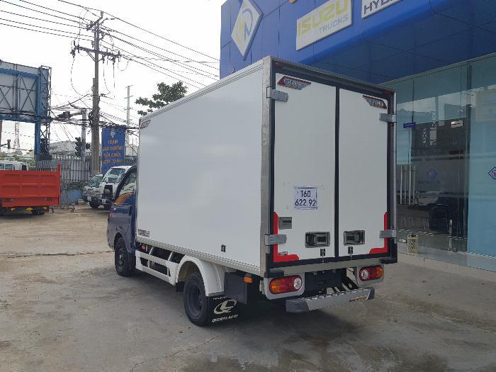 Xe tải thùng ĐÔNG LẠNH QUYỀN HYUNDAI H150 tải 1.5 tấn -Trả Góp 3