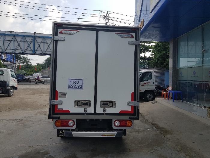 Xe tải thùng ĐÔNG LẠNH QUYỀN HYUNDAI H150 tải 1.5 tấn -Trả Góp 4