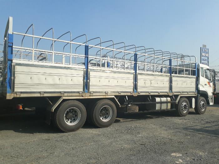 giá xe tải dongfeng 4 chân ga cơ-hỗ trợ trả góp 2
