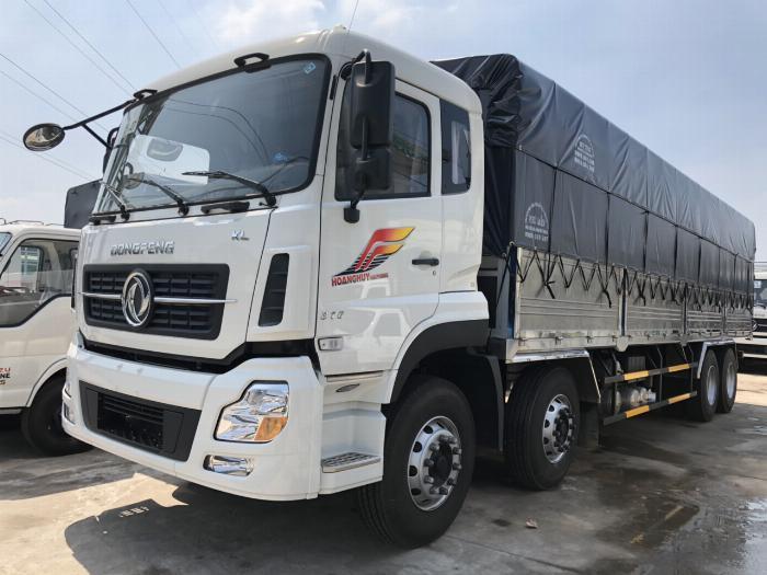 giá xe tải dongfeng 4 chân ga cơ-hỗ trợ trả góp 3