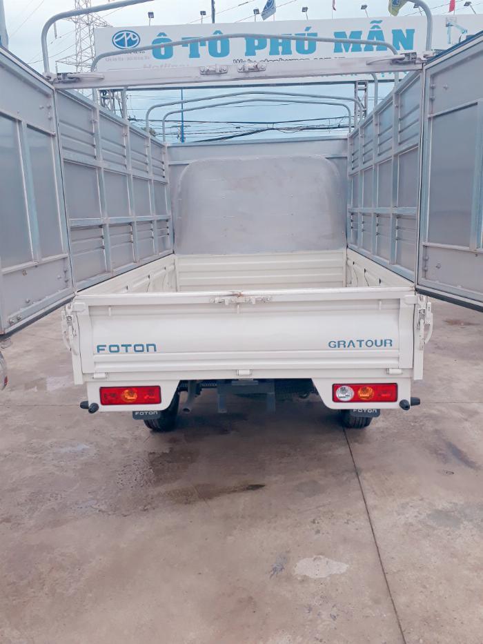 xe tải nhỏ foton t3 gratour 990kg-trả trước 60 triệu 7