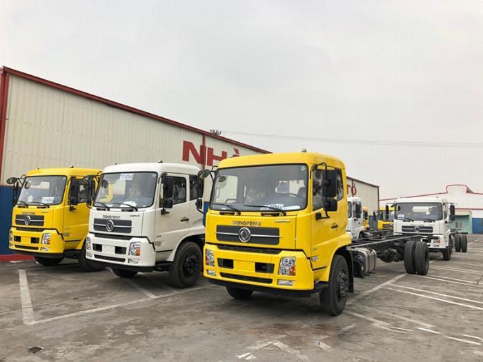 xe tải dongfeng b180 7 tấn thùng 9m5-nhập 2019 3