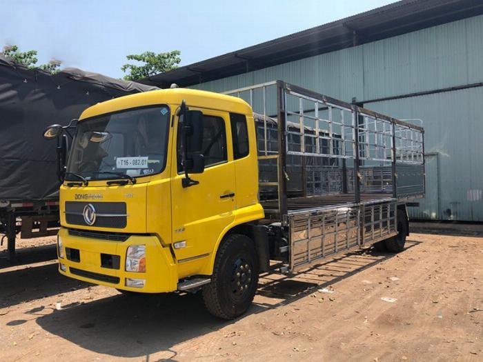 xe tải dongfeng b180 7 tấn thùng 9m5-nhập 2019 8
