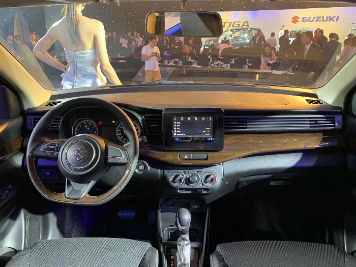 Suzuki Ertiga động cơ K15B 1.5