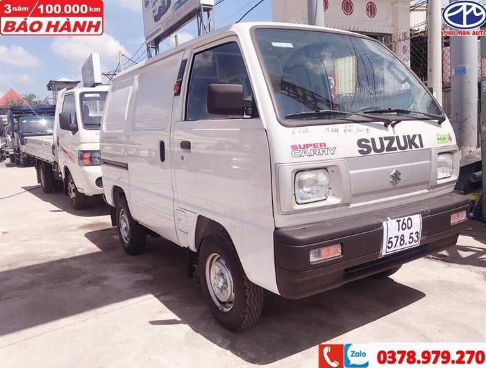 Xe bán tải SUZUKI BLIND VAN - Gía cả hợp lí