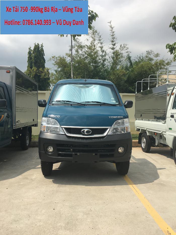 Xe Tải Thaco 750-990kg Bà Rịa Vũng Tàu, Liên hệ ngay Nhận Ưu Đãi lớn trong tháng