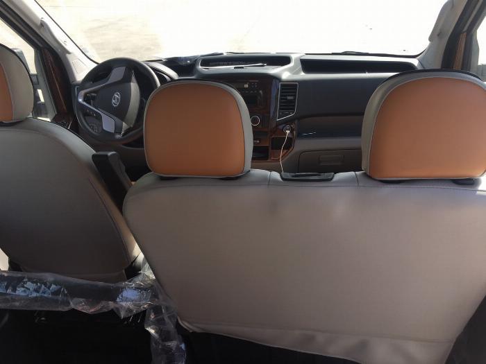 Dịch vụ độ xe Universe thành xe hạng sang ghế VIP Limousine 8