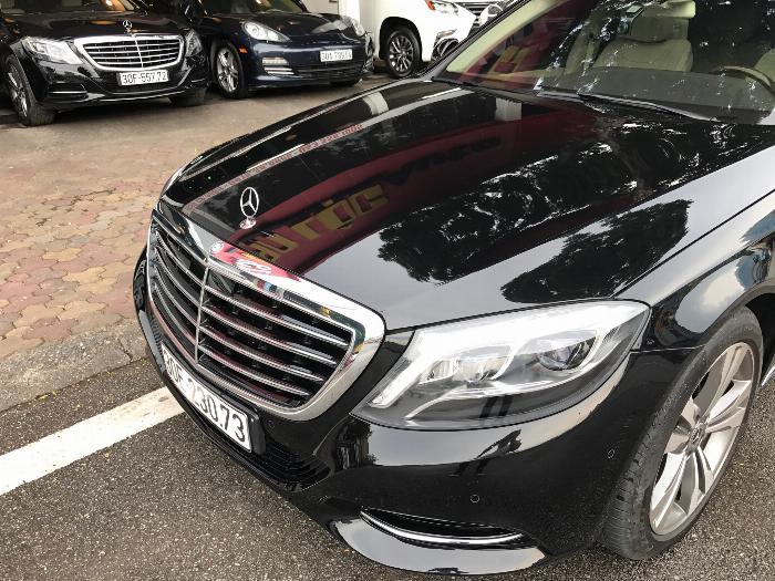 Mercedes S400 2016 đen