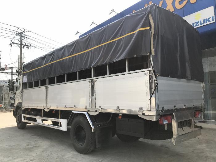 Xe tải DAEWOO thùng mui bạt bửng nhôm dài 7.4m tải 9 tấn - Trả Góp 2