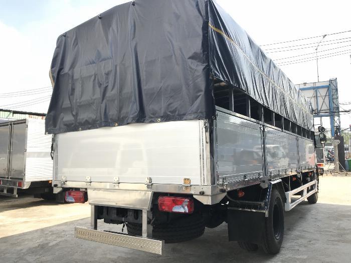 Xe tải DAEWOO thùng mui bạt bửng nhôm dài 7.4m tải 9 tấn - Trả Góp 3