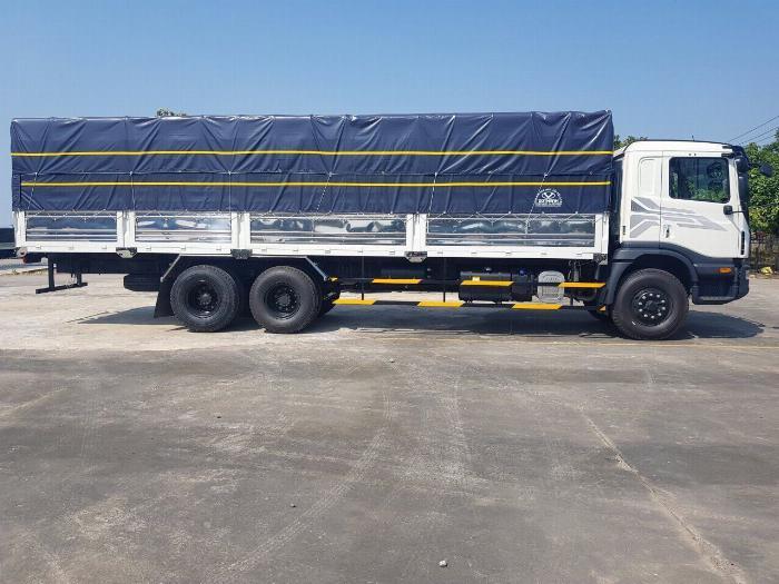 Xe tải DAEWOO 3 chân tải 15 tấn thùng mui bạt dài 9.2m - Trả Góp 3