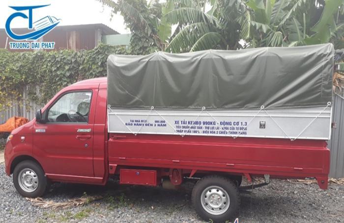 xe tải dưới 1 tấn kenbo 990kg-trả trước 50tr nhận xe 1