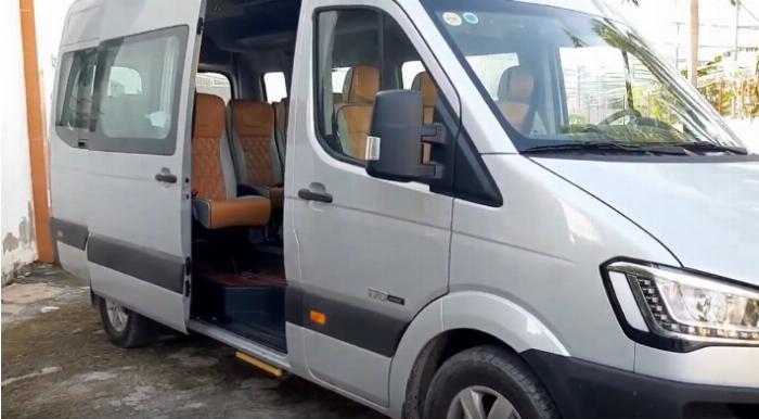 Giá xe Hyundai Solati 2019 ghế Universe 16 chỗ - Hỗ trợ vay trả góp LS thấp 9