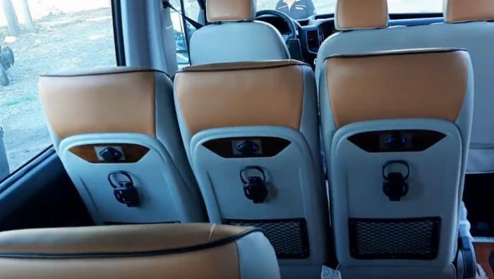 Giá xe Hyundai Solati 2019 ghế Universe 16 chỗ - Hỗ trợ vay trả góp LS thấp 4