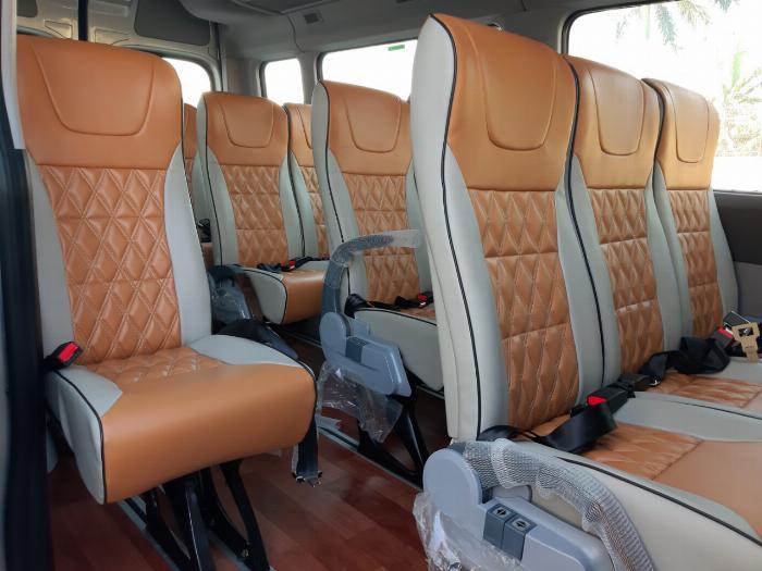 Nhận làm xe solati limousine bản 10 ghế