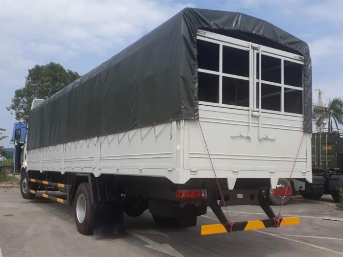 xe tải faw 7.8 tấn thùng dài 9m7-trả trước 300tr có xe 3