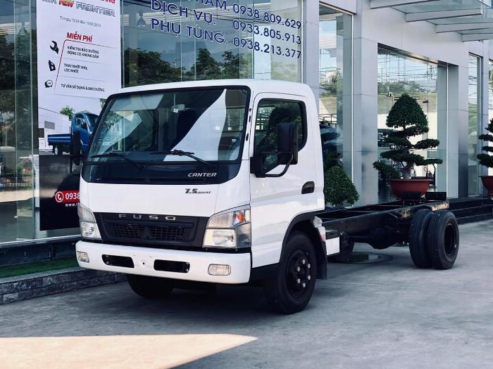 Xe Tải Mitsubishi Fuso Canter7.5 - Ga Cơ