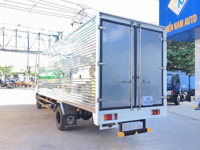 Xe tải ISUZU VM tải 1.9 tấn thùng kín dài 6.2m - Trả Góp 3