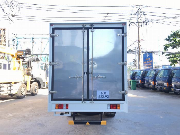 Xe tải ISUZU VM tải 1.9 tấn thùng kín dài 6.2m - Trả Góp 4