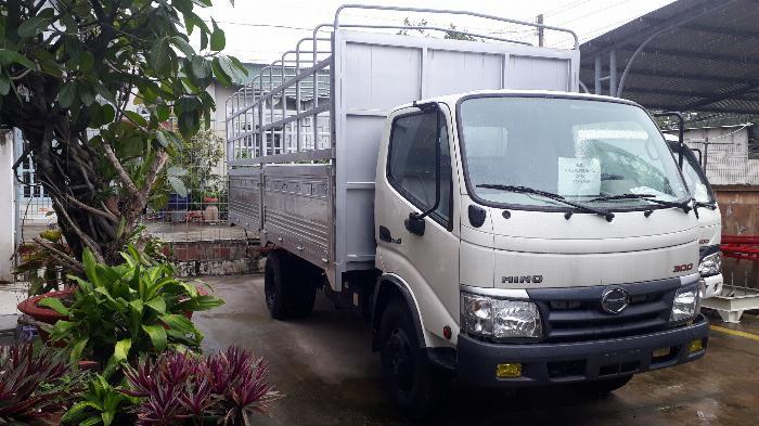 Đánh giá xe tải Hino 5 tấn Hino XZU342L nhập khẩu