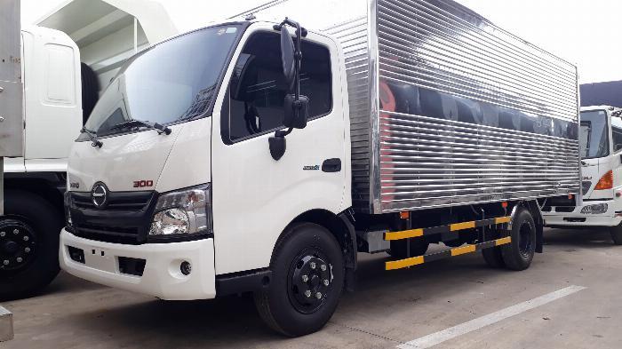 Đánh giá xe tải Hino 5 tấn Hino XZU730 lắp ráp trong nước