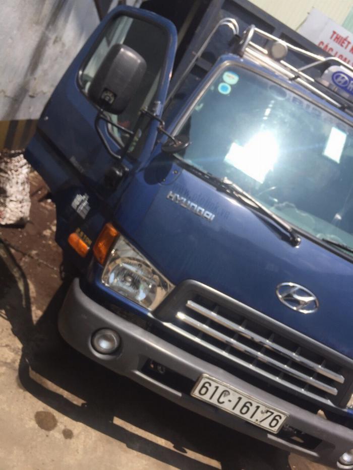 bán xe tải hyundai hd 65 tải 2t4 thùng cao 2m4 6