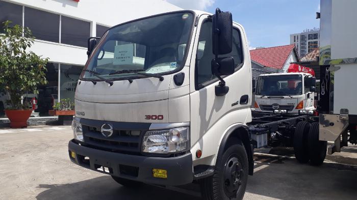 Bảng giá xe tải Hino 5 tấn