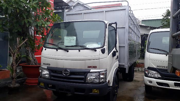 Giới thiệu xe Hino 5 tấn