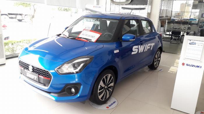 Suzuki Swift - Xe nhập khẩu, Động cơ bền bỉ, Tiết kiệm nhiên liệu 3.6 L/100km