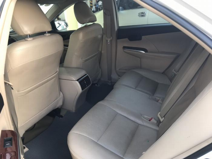 Bán Camry 2.0E đời 2014, xe lên đời khóa thông minh star/stop, mặt nạ Lexus. Hỗ trợ ngân hàng lên đến 70% 3