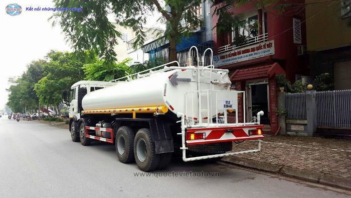 Bán xe Phun Nước Rửa Đường 17 khối. Howo T5G nhập khẩu nguyên chiếc 2019 0