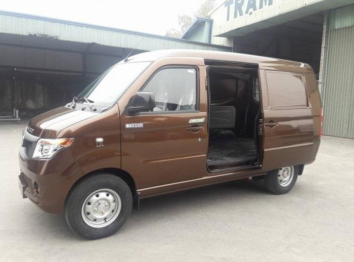 Xe tải van Kenbo 2 chỗ 950kg