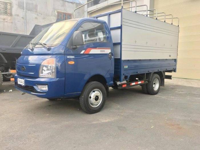 xe tải daisaki 3 tấn 5  máy isuzu 3