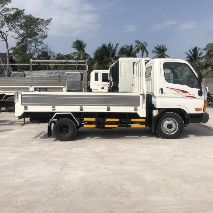 Bán xe  HYUNDAI MIGHTY N250 Thùng lững - 2,4 TẤN - 2 TẤN 4 - Giá tốt trên thị trường 2