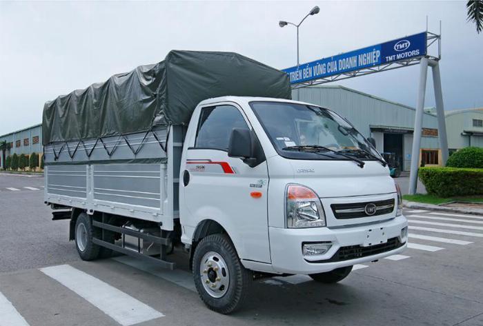 xe tải daisaki 2t5 thùng phủ bạc 0