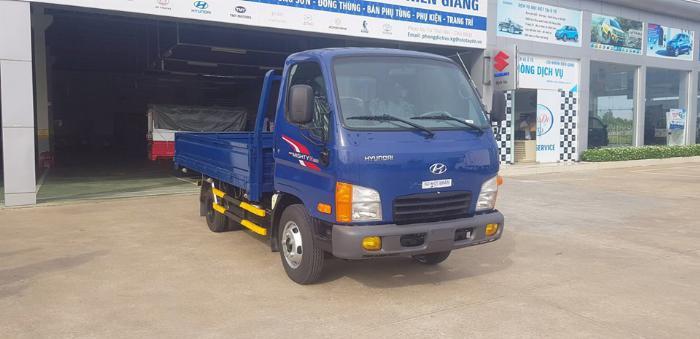 Bán xe  HYUNDAI MIGHTY N250 Thùng lững - 2,4 TẤN - 2 TẤN 4 - Giá tốt trên thị trường 0