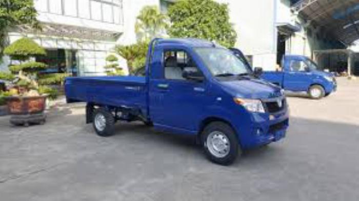 Giá xe tải Kenbo thùng lửng 995kg cánh dơi tiêu chuẩn Euro 4
