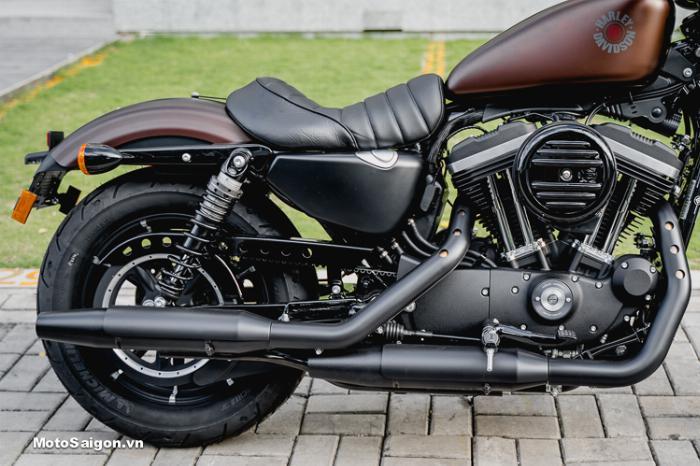 Harley Davidson Iron 883cc Chính Hãng 100% 3