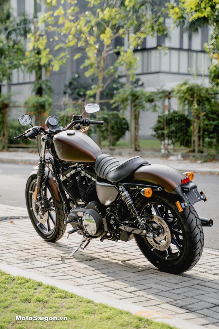 Harley Davidson Iron 883cc Chính Hãng 100% 4
