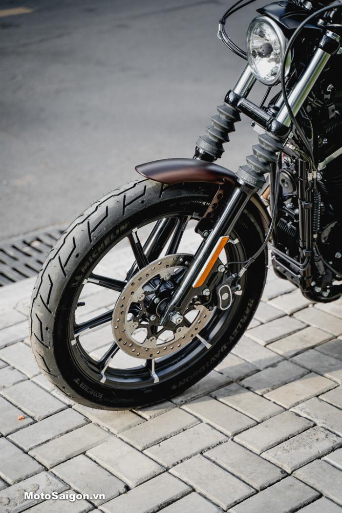Harley Davidson Iron 883cc Chính Hãng 100% 5