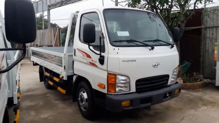 Bán xe  HYUNDAI MIGHTY N250 Thùng lững - 2,4 TẤN - 2 TẤN 4 - Giá tốt trên thị trường 1