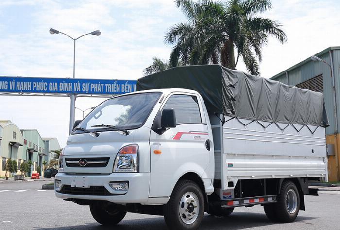 xe tải daisaki 3 tấn 5  máy isuzu 7