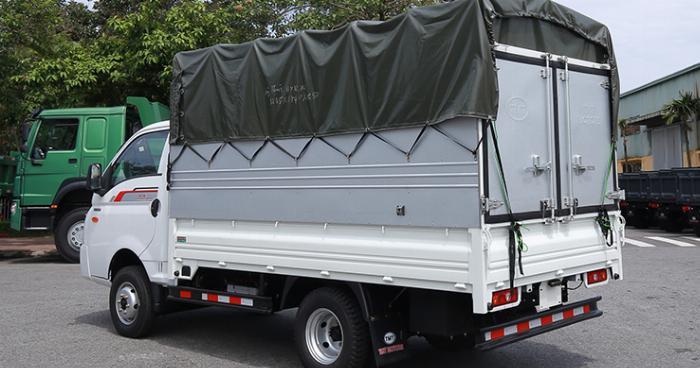 xe tải daisaki 3 tấn 5  máy isuzu 8