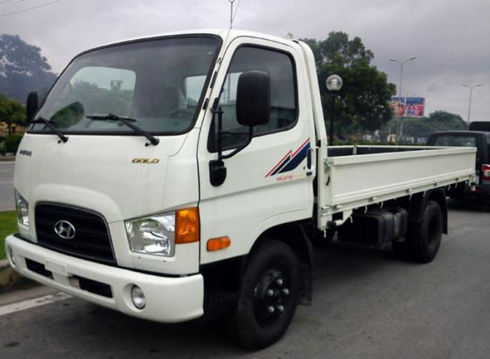 Bán xe  HYUNDAI MIGHTY N250 Thùng lững - 2,4 TẤN - 2 TẤN 4 - Giá tốt trên thị trường 3