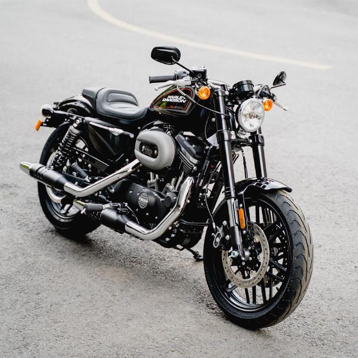 Harley Davidson Roadster 1200cc Chính Hãng 100% 3