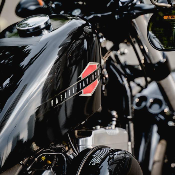 Harley Davidson Forty-Eight 1200cc Chính Hãng 100% 3