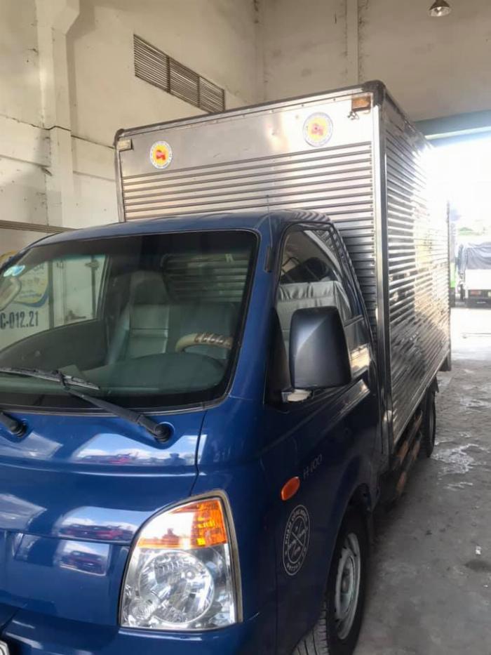 bán xe tải hyundai h100 thùng kín đời 2011