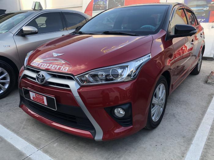 Yaris 1.5G AT xe nhập Thái Lan, xe bao chất bao đẹp bao mê. Hỗ trợ ngân hàng lên đến 70%